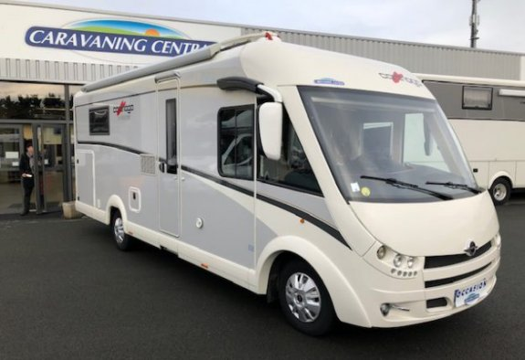 achat  Carthago C-Tourer I 150 CARAVANING CENTRAL ANGERS