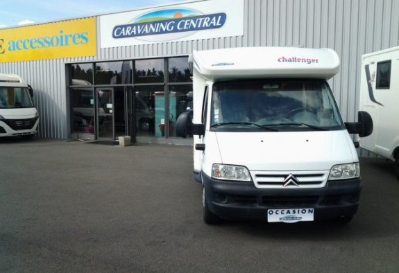 achat  Challenger 107 CARAVANING CENTRAL ANGERS