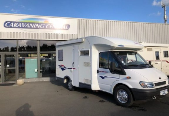 achat  Challenger Genesis 32 CARAVANING CENTRAL ANGERS