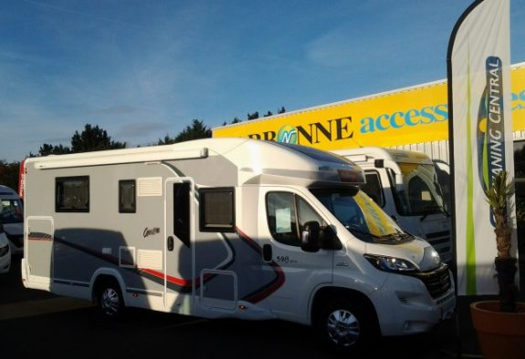 achat  Challenger Graphite 398 Xlb CARAVANING CENTRAL ANGERS