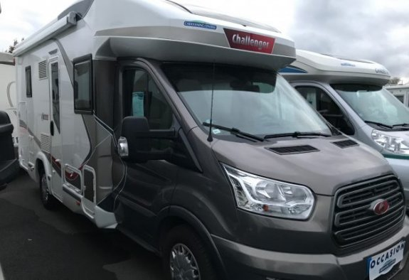 achat  Challenger Mageo 290 CARAVANING CENTRAL ANGERS