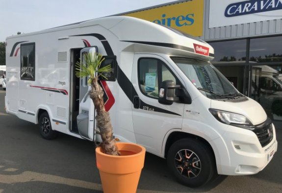 achat escc Challenger Mageo 378 Xlb CARAVANING CENTRAL ANGERS