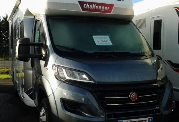achat  Challenger Mageo 398 Xlb CARAVANING CENTRAL ANGERS
