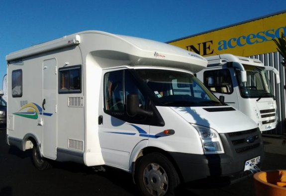 achat  Chausson Flash 02 CARAVANING CENTRAL ANGERS