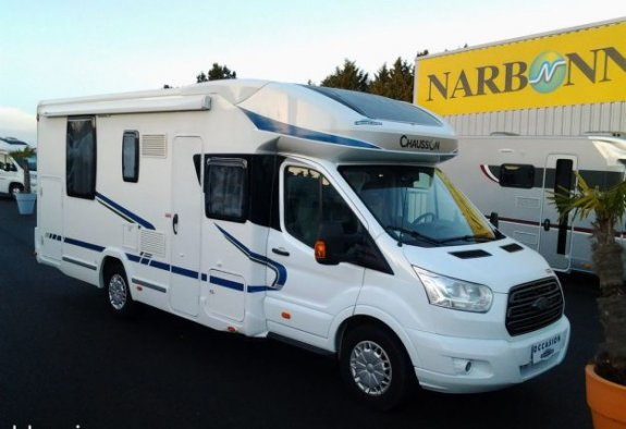achat  Chausson Flash 718 Eb CARAVANING CENTRAL ANGERS
