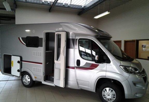 achat  Elios Car Van XCS CARAVANING CENTRAL ANGERS