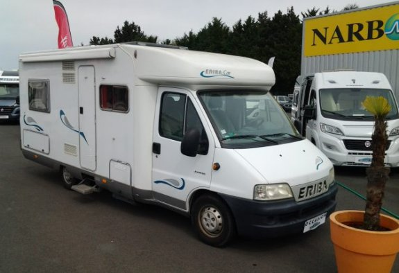 achat  Eriba Car 636 CARAVANING CENTRAL ANGERS