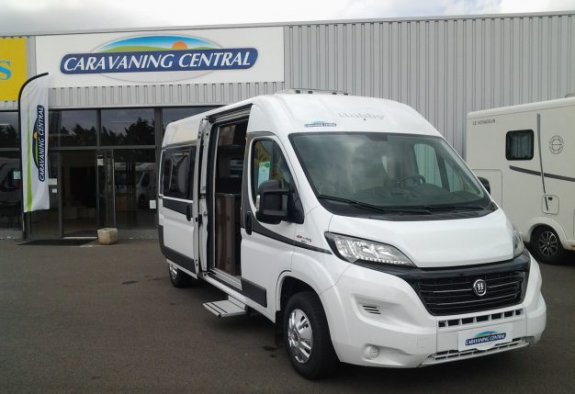 achat  Hobby K 60 FS CARAVANING CENTRAL ANGERS