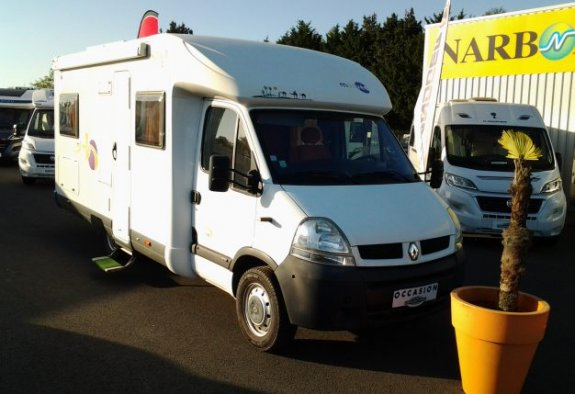 achat  Mooveo P 660 CARAVANING CENTRAL ANGERS