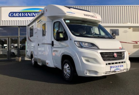 achat  Rapido 650 FF CARAVANING CENTRAL ANGERS