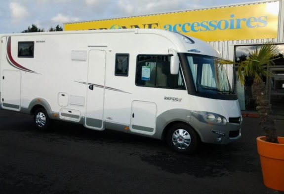 achat  Rapido 8090 Df CARAVANING CENTRAL ANGERS