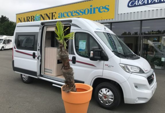 achat  Rapido V 43 CARAVANING CENTRAL ANGERS