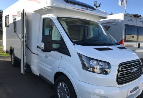 achat  Roller Team Kronos 265 Tl CARAVANING CENTRAL ANGERS