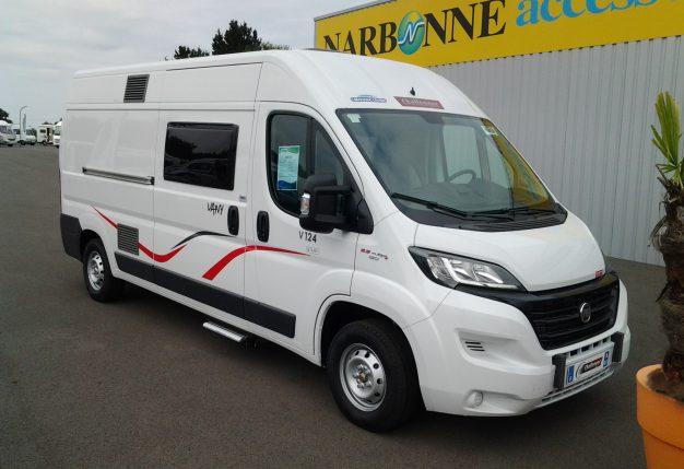 challenger vany 124 neuf porteur fiat 2 3 l multijet 2 3 130ch camping car vendre en maine. Black Bedroom Furniture Sets. Home Design Ideas