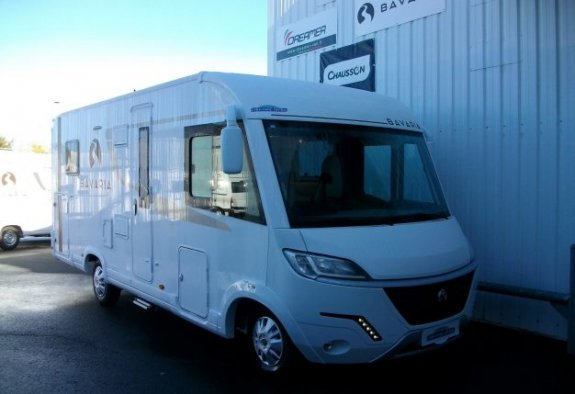 achat  Bavaria I 700 C Style CARAVANING CENTRAL CHOLET