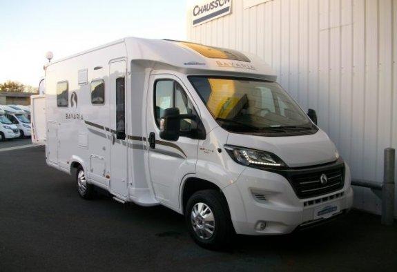 bavaria t 650 c style occasion annonces de camping car en vente net campers. Black Bedroom Furniture Sets. Home Design Ideas