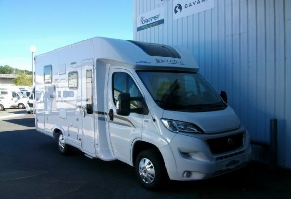 achat  Bavaria T 656 C Style CARAVANING CENTRAL CHOLET