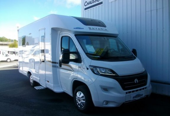 achat  Bavaria T 706 C Style CARAVANING CENTRAL CHOLET