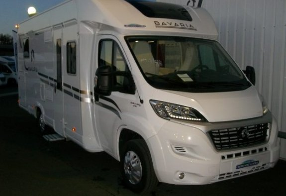 achat  Bavaria T 746 C Class CARAVANING CENTRAL CHOLET