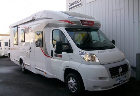 achat  Challenger Birthday 398 Eb CARAVANING CENTRAL CHOLET