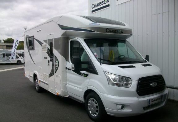 achat  Chausson 628 Eb Limited Edition CARAVANING CENTRAL CHOLET