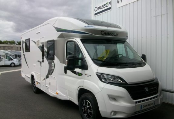 achat  Chausson 718 Xlb Limited Edition CARAVANING CENTRAL CHOLET