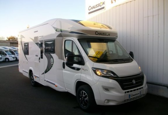 achat  Chausson 757 Special Edition CARAVANING CENTRAL CHOLET