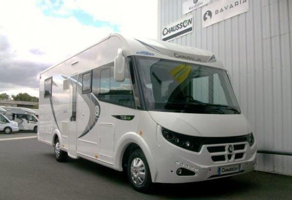 chausson exaltis 7038 xlb occasion annonces de camping car en vente net campers. Black Bedroom Furniture Sets. Home Design Ideas
