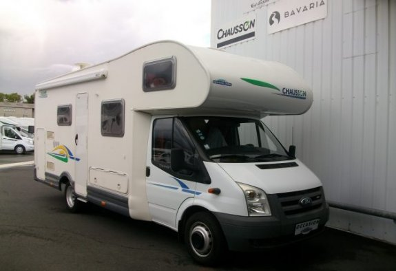 achat  Chausson Flash 09 CARAVANING CENTRAL CHOLET