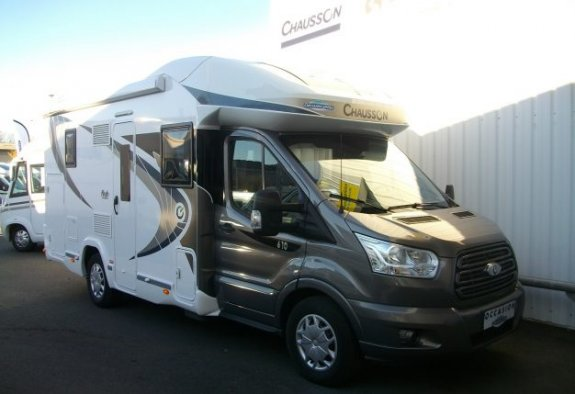 achat  Chausson Welcome 610 CARAVANING CENTRAL CHOLET