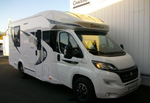 achat  Chausson Welcome 628 Eb CARAVANING CENTRAL CHOLET