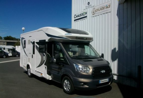 achat  Chausson Welcome 630 CARAVANING CENTRAL CHOLET