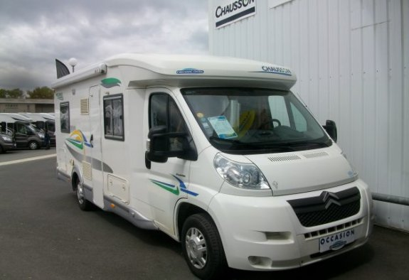 achat  Chausson Welcome 85 CARAVANING CENTRAL CHOLET