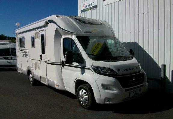 laika ecovip 412 occasion annonces de camping car en vente net campers. Black Bedroom Furniture Sets. Home Design Ideas