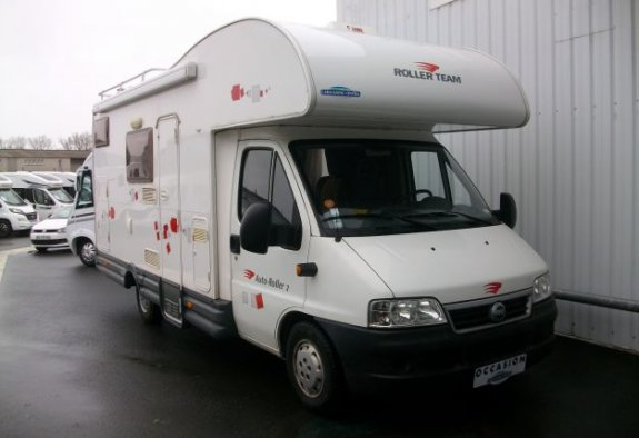 achat  Roller Team Auto Roller 2 CARAVANING CENTRAL CHOLET