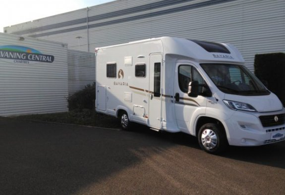 achat  Bavaria 656 Style CARAVANING CENTRAL CHARTRES