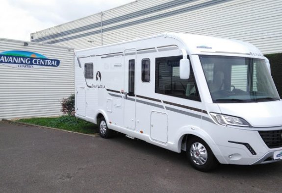 achat  Bavaria I 700 C Class CARAVANING CENTRAL CHARTRES