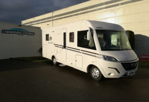 achat  Bavaria I 740 C Style CARAVANING CENTRAL CHARTRES
