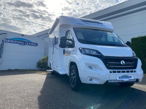 achat  Bavaria T 696 D Nomade CARAVANING CENTRAL CHARTRES