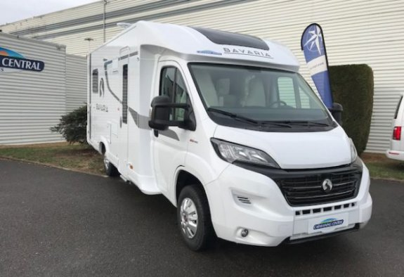 achat  Bavaria T 700 C Style CARAVANING CENTRAL CHARTRES