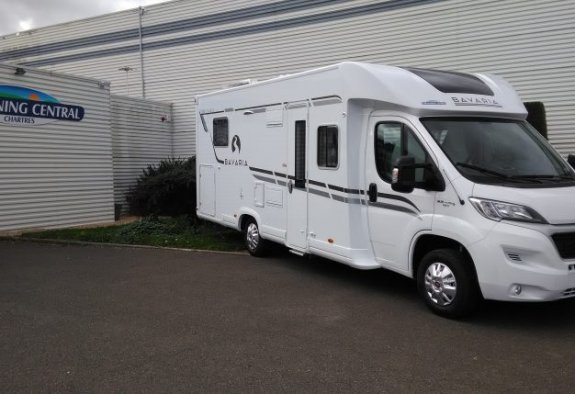 achat  Bavaria T 746 C Class CARAVANING CENTRAL CHARTRES