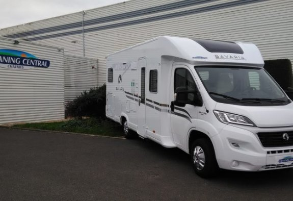 achat  Bavaria T 746 Gj Style CARAVANING CENTRAL CHARTRES
