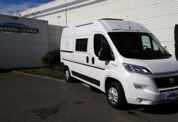 achat  Campereve Magellan 540 CARAVANING CENTRAL CHARTRES