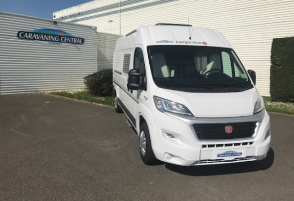 achat  Campereve Magellan 643 CARAVANING CENTRAL CHARTRES