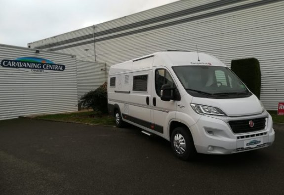 achat  Campereve Magellan 746 CARAVANING CENTRAL CHARTRES