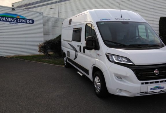 achat  Chausson 584 Twist CARAVANING CENTRAL CHARTRES