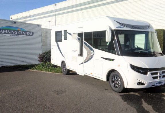 achat  Chausson 6028 Eb CARAVANING CENTRAL CHARTRES