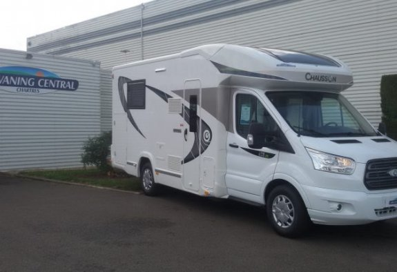 achat  Chausson 628 Eb Limited Edition CARAVANING CENTRAL CHARTRES