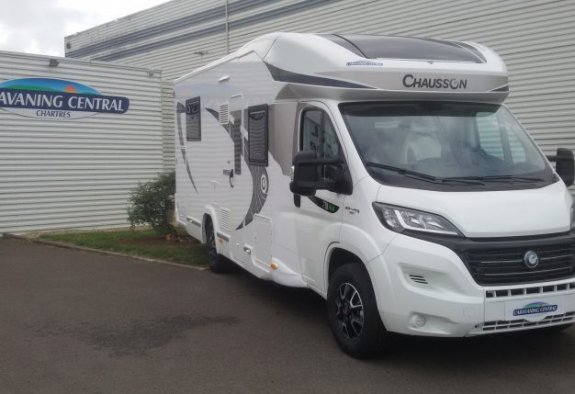 achat  Chausson 718 Xlb Limited Edition CARAVANING CENTRAL CHARTRES