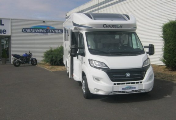 achat  Chausson Flash 628 Eb CARAVANING CENTRAL CHARTRES
